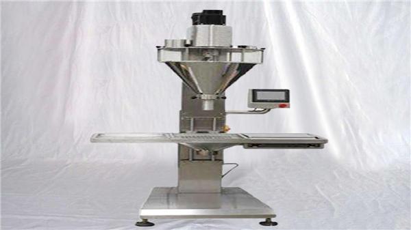 Makinë manuale për mbushjen e pluhurit