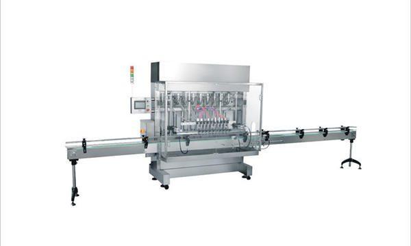 Makinë mbushëse automatike e sapunit të lëngshëm prodhues profesional