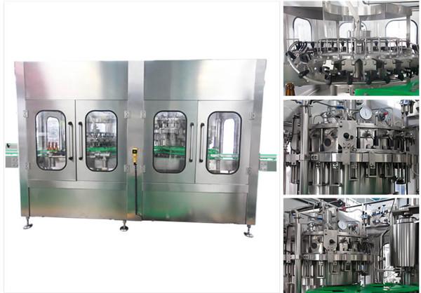 Makinë automatike për mbushjen e shisheve të verës së vodkës automatike