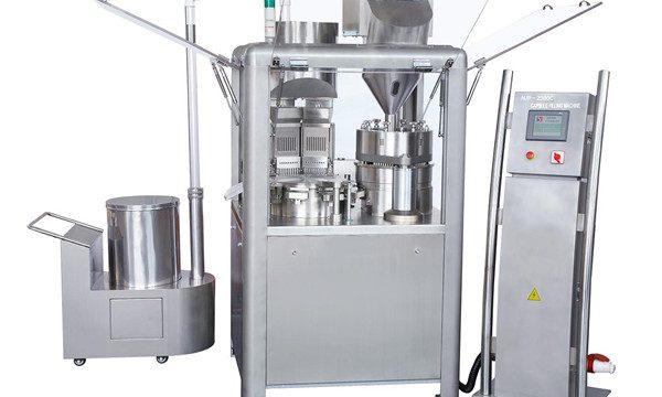 Makinë mbushëse automatike e mbushjes së kapsulës për mbushjen e pluhurit