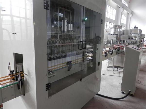 Makinë mbushëse automatike e plotë e çelikut inox