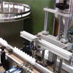 Makinë automatike për mbushjen e shisheve kimike