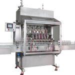 Linja prodhuese e mbushjes së vajit të makinës së plotë Sina Ekato, makina për mbushjen e vajit
