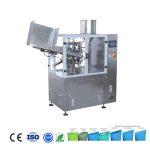 Prodhuesit e makinerive mbushëse për mbushje me tuba me krem