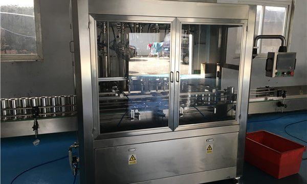 Makinë mbushëse automatike e salcave të plota me cilësi të lartë