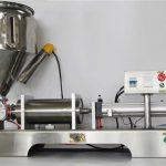 Makinë mbushëse e frutave të përziera me gjysmë-automatike me saktësi të lartë me PMP PM