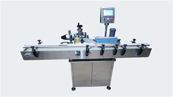 Makinë automatike e shisheve të rrumbullakëta / makina për etiketimin e shisheve