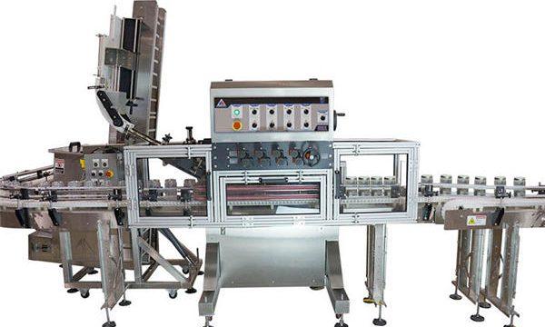 Makinë mbushëse automatike e salcave të pompës pneumatike