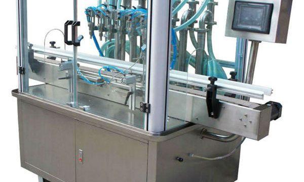Makinë automatike për mbushjen e lëngut me vakum shampo