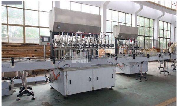 Kompanitë e Prodhimit të Makinerisë Makineri për Shampon e Cilësisë së lartë Mbushëse