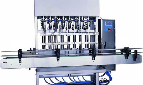 Makinë për mbushjen e sapunit të lëngshëm me çelik inox