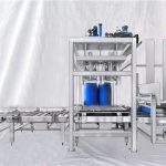 Makinë e mbushjes automatike e daulleve të mëdha të kapaciteteve ESDF të serive 100-1000L