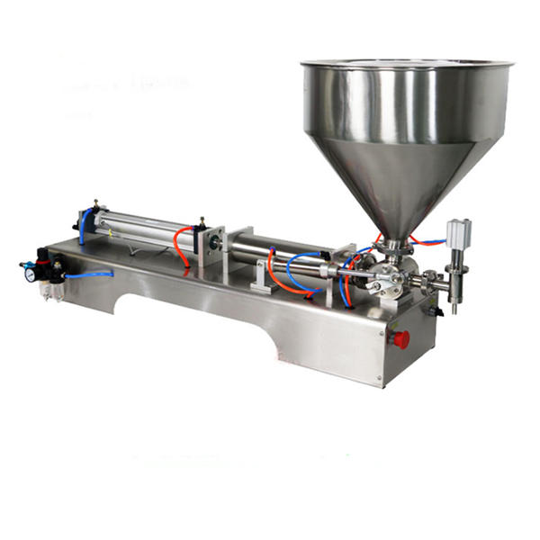 Vëllimi i vogël i makinës mbushëse të pastës së sojës 3-25ML